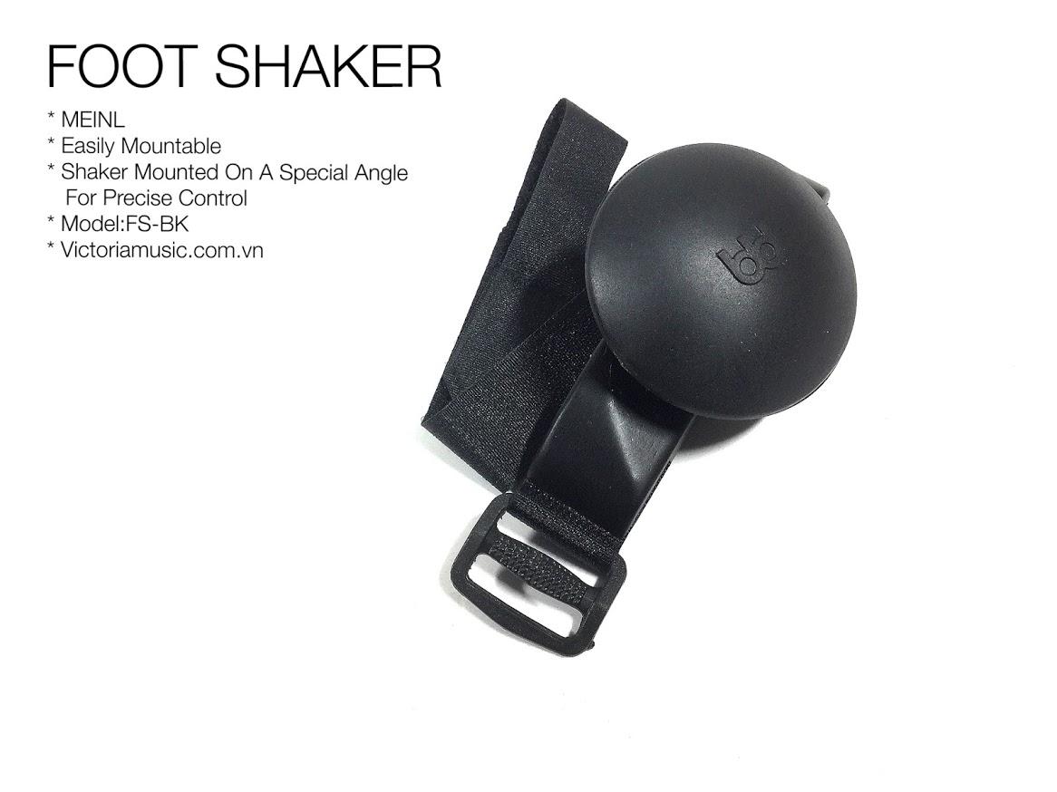 Foot shaker FS-bk