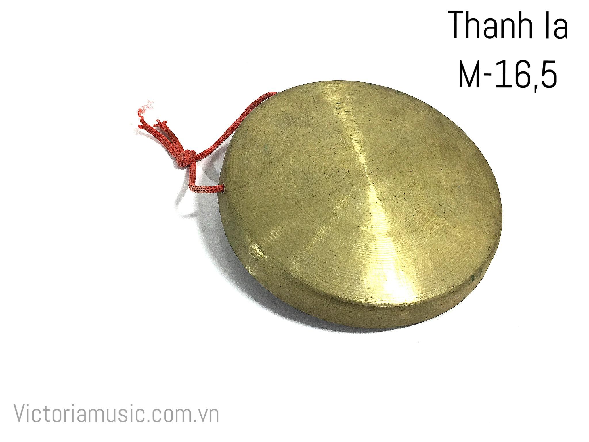 Thanh la M-16,5